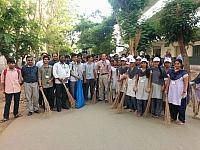"""Swatch Bharat"" Programme by ANITS"